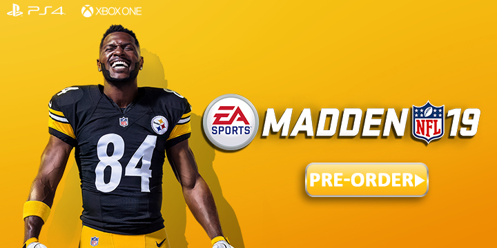 Madden NFL 19, Madden NFL, PS4, XONE, US, Europe, gameplay, features, release date, price, trailer, screenshots