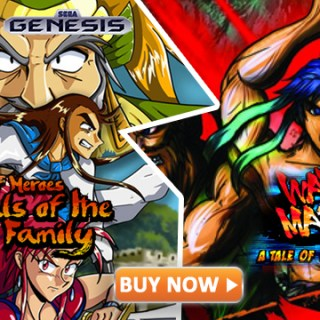 Sega Mega Drive Classics, Generals of the Yang Family, Sega Genesis, Sega Mega Drive, Water Margin A Tale of Clouds and Winds, price, gameplay, Piko Interactive, retro gaming