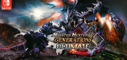 Monster Hunter Generations Ultimate, Monster Hunter, US, Europe, Australia, gameplay, features, release date, price, trailer, screenshots, Switch, Nintendo Switch