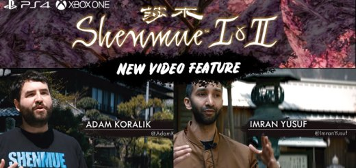 Shenmue I & II, PlayStation 4, Xbox One, release date, features, price, Europe, Asia, US, New video feature, update, Return to Dobuita Street, Shenmue, game