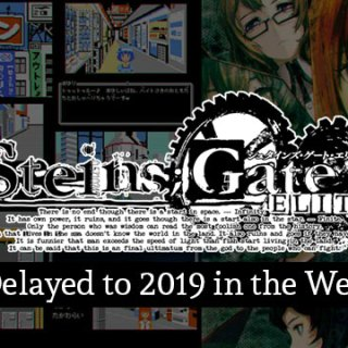 Steins;Gate Elite, PS4, Switch, US, gameplay, features, screenshots, trailer, release date, game update, delayed