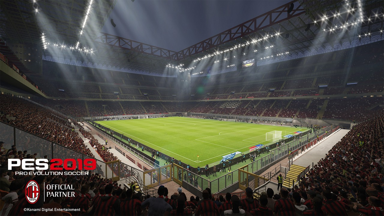 Konami is Ready to Kick as Pro Evolution Soccer 2019 Will Arrive