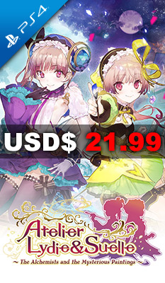 Atelier Lydie & Suelle: The Alchemists and the Mysterious Paintings, Koei Tecmo Games