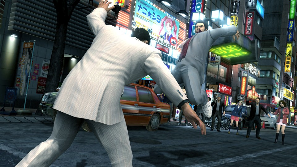 Pre-order Yakuza 3 Remastered Here at Play-Asia com - Due