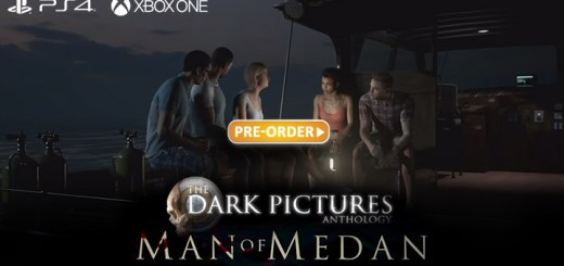 The Dark Pictures, The Dark Pictures Anthology, The Dark Pictures Man of Medan, The Dark Pictures Series, Horror Series, release date, gameplay, features, price, US, North America, Gamescom, Gamescom2018, Horror game, Supermassive Games, Bandai Namco