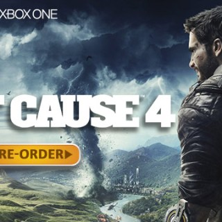Just Cause 4, PS4, Xbox One, Square Enix, US, Europe, Australia, Asia, gameplay, features, release date, price, trailer, screenshots, E3, E3 2018, Gamescom, Gamescom 2018