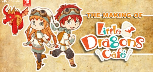 Little Dragons Cafe, game, PlayStation 4, Nintendo Switch, Asia, North America, Japan, Europe, release date, price, gameplay, features, The Making of Little Dragons Cafe, update