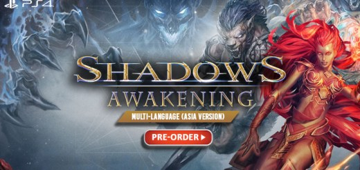 Shadows: Awakening, Shadows Awakening, Shadows Awakening Multi-Language, Asia, PlayStation 4, release date, gameplay, features, price, game, Games Farm, H2 Interactive