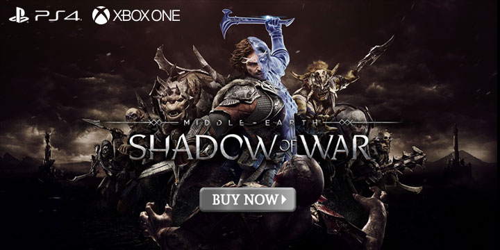 Middle-earth: Shadow of War, Middle-earth: Shadow of War [Definitive Edition], US, Europe, Japan, PS4, XONE, gameplay, features, release date, price, trailer, screenshots