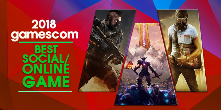 Gamescom, Gamescom 2018, Nominees, History, Gamescom 2018 Awards