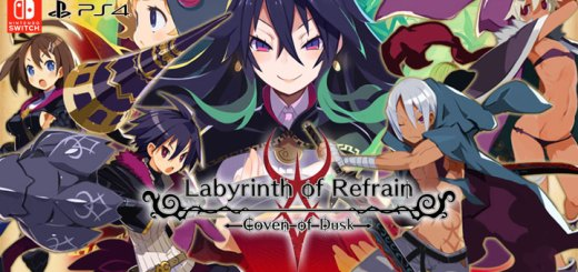 Labyrinth of Refrain: Coven of Dusk, Refrain no Chika Meikyuu to Majo no Ryodan, ルフランの地下迷宮と魔女ノ旅団, PS4, Switch, US, Europe, Australia, Japan, Asia, gameplay, features, release date, price, trailer, screenshots