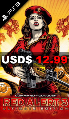 COMMAND AND CONQUER: RED ALERT 3 ULTIMATE EDITION Electronic Arts