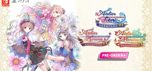 Atelier Arland Trilogy, Atelier Totori: The Adventurer of Arland DX,  Atelier Meruru: The Apprentice of Arland DX, Atelier Rorona: The Alchemist of Arland DX, Gust, Koei Tecmo, Atelier: The Alchemist of Arland 1-2-3 DX, PlayStation 4, Nintendo Switch, release date, price, gameplay, features, trailer
