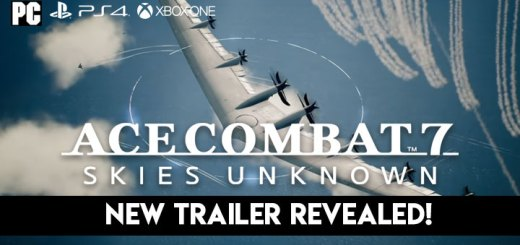 Ace Combat 7: Skies Unknown,Ace Combat 7 Skies Unknown, PlayStation 4, Xbox One, PC, release date, gameplay, price, features, game, trailer, Tokyo Game Show 2018, TGS 2018, update, new trailer, Tokyo Game Show 2018 Trailer