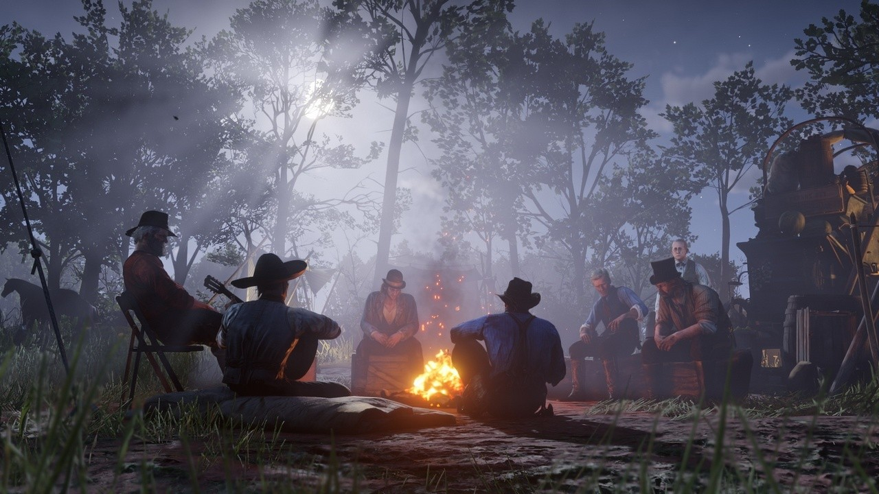 Red Dead Redemption II: New Screenshots & PS4 Early Access