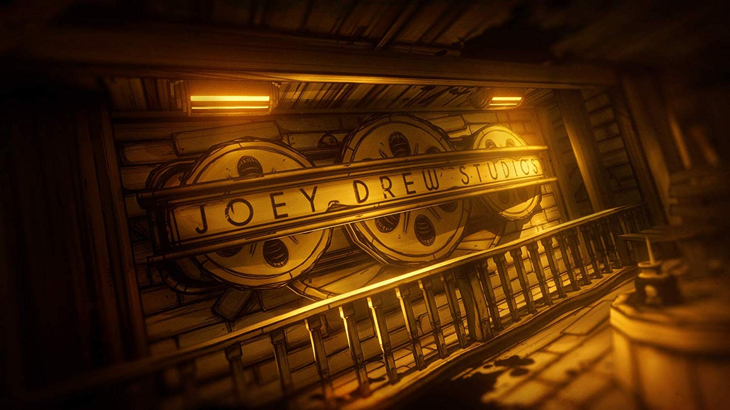 Bendy and the Ink Machine is Coming to all Major Consoles