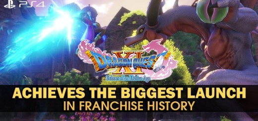 Dragon Quest XI: Echoes of an Elusive Age, PS4, US, Europe, Australia, Asia, gameplay, features, trailer, screenshots, launch trailer, update, sales