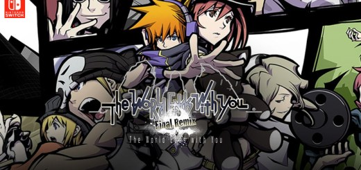 The World Ends With You, The World Ends with You: Final Remix, Nintendo Switch, Switch, Square Enix, US, Europe, Australia, Asia, gameplay, features, release date, price, trailer, screenshots
