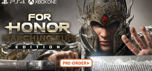 For Honor: Marching Fire Edition, PlayStation 4, Xbox One, gameplay, features, price, release date, game, Ubisoft, US, North America