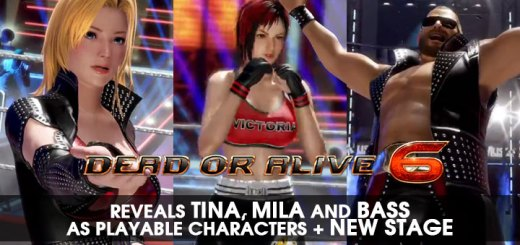 Dead or Alive, Dead or Alive 6, PS4, XONE, US, Europe, Japan, Asia, gameplay, features, release date, price, trailer, screenshots, updates, Koei Tecmo, Team Ninja, new characters