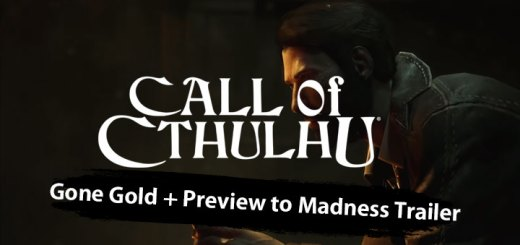 Call of Cthulhu, Call of Cthulhu: The Official Video Game, Focus Home Interactive, PS4, PlayStation 4, XONE, Xbox One, US, Europe, Australia, gameplay, features, release date, price, trailer, screenshots, gone gold, Preview of Madness trailer