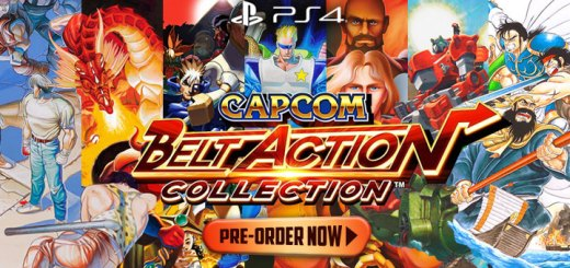 Capcom Belt Action Collection, PS4, PlayStation 4, Asia, Chinese, gameplay, features, release date, price, trailer, screenshots