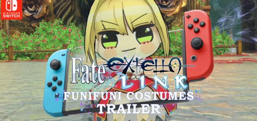 Fate/Extella Link, Nintendo Switch, release date, gameplay, features, price, trailer, Marvelous Games, XSEED Games, Japan, new trailer, update, game, Funifuni costumes
