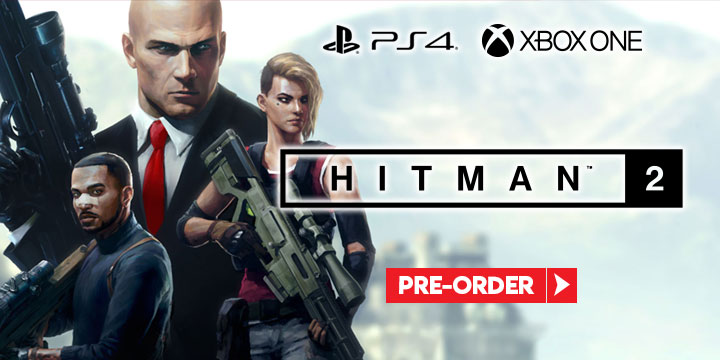 Hitman 2 Agent 47 Is Back This November For Playstation 4 Xbox One