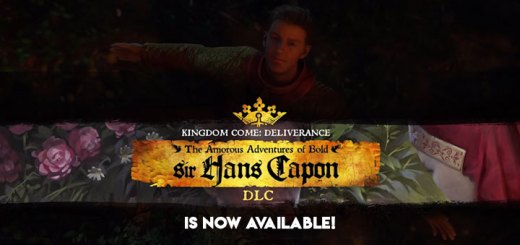 Kingdom Come: Deliverance, PS4, XONE, US, Europe, gameplay, features, trailer, screenshots, DLC, Amorous Adventures
