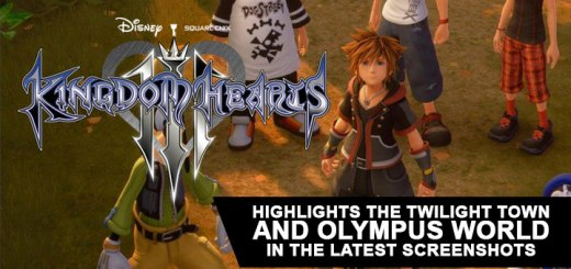 Kingdom Hearts III, Square Enix, PS4, XONE, US, Europe, Australia, Japan, update, Square Enix, new screenshots