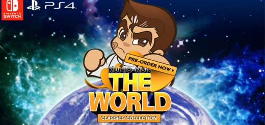Kunio-kun: The World Classics, PS4, Nintendo Switch, Switch, PlayStation 4, Asia, H2 Interactive, gameplay, features, release date, price, trailer, screenshots, Multi-language