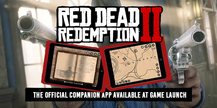 Red Dead Redemption II: Official Companion App Launch Along