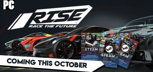 Rise: Race the Future, VD-dev, PC, Steam, release date, gameplay, features, price, trailer, game
