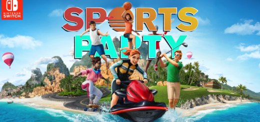 Sports Party, Nintendo Switch, Switch, US, Europe, Japan, Ubisoft, gameplay, features, release date, price, trailer, screenshots