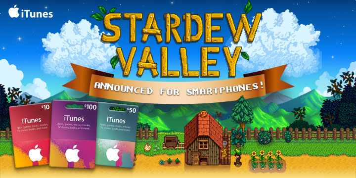 Stardew Valley is Coming to iOS with the Android Version On its Way!