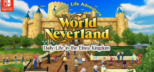 World Neverland: Daily Life in the Elnea Kingdom, Nintendo Switch, Asia, Switch, gameplay, features, release date, price, trailer, screenshots, Multi-language, World Neverland: Elnea Oukoku no Hibi, World Neverland
