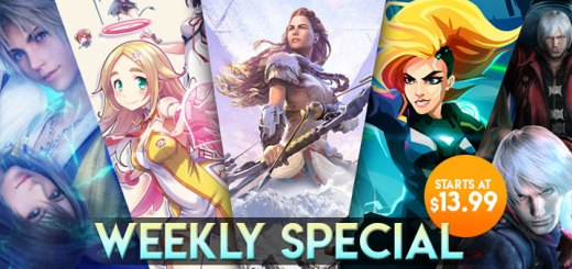 WEEKLY SPECIAL: Monster Hunter: World, Gal*Gun 2, Devil May Cry 4, & More!