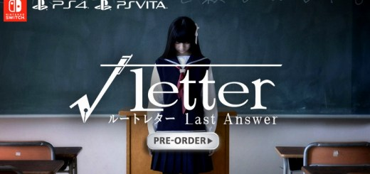 Root Letter, Root Letter: Last Answer, √Letter, PS4, PSVita, Switch, PlayStation 4, PlayStation Vita, Nintendo Switch, Japan, gameplay, features, release date, price, trailer, screenshots, √Letter ルートレター Last Answer
