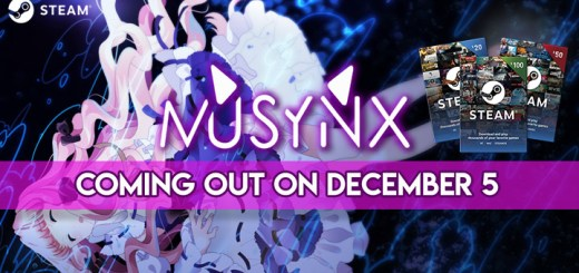 Musynx, Steam, PC, announced, release date, gameplay, features, Steam digital gift cards, digital, game, PM Studios