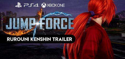 Jump Force, PlayStation 4, Xbox One, release date, gameplay, price, features, US, North America, Europe, update, Rurouni Kenshin trailer, new trailer, Himura Kenshin, Shishio Makoto