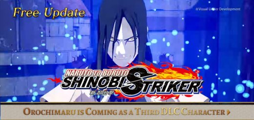 Naruto to Boruto: Shinobi Striker, Naruto, US, Europe, Japan, Asia, PS4, XONE, gameplay, features, trailer, screenshot, Orochimaru, DLC, update