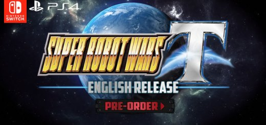 Super Robot Wars T, PlayStation 4, Nintendo Switch, Asia, Japan, release date, gameplay, features, screenshots, trailer, English, Bandai Namco, price