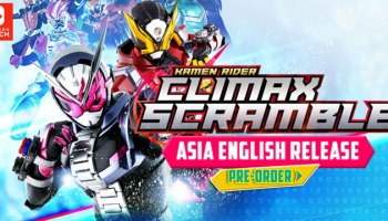 Kamen Rider Climax Scramble: The First Kamen Rider Switch Game