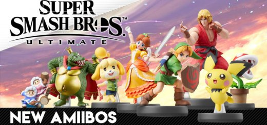 Super Smash Bros. Ultimate, Nintendo, Nintendo Switch, Nintendo Direct, gameplay, features, release date, price, trailer, screenshots, amiibo