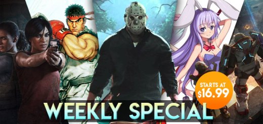 WEEKLY SPECIAL: LocoRoco, Shantae: Half-Genie Hero, Street Fighter V, & More!