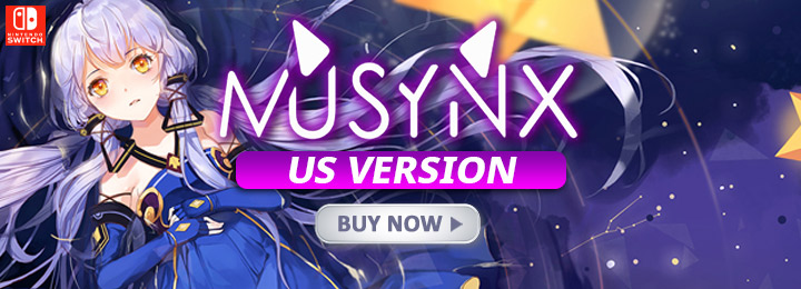 PM Studios' Musynx is Coming out on PC via Steam on December 5!