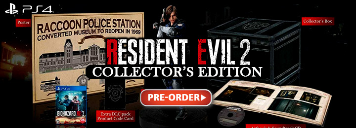 resident evil 2 collectors edition for pc