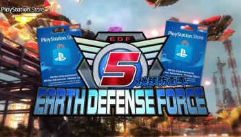 Earth Defense Force: Iron Rain for PS4 – Take this alien scum!