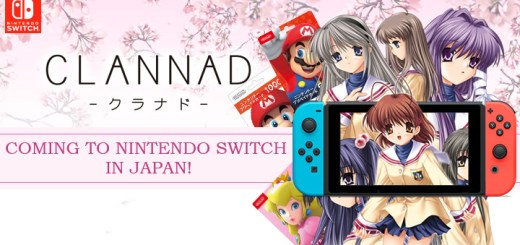 Clannad, Prototype, Nintendo Switch, release date, story, features, Nintendo eShop cards, game, visual novel, Japan