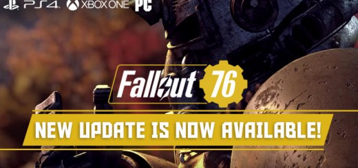 Fallout 76, PS4, XONE, PC, US, Europe, Asia, Japan, gameplay, features, update, new patch